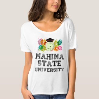 The Finest University in Mahina, Hawaii