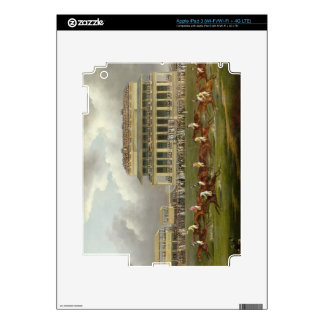 The Finish of the Epsom Derby in 1822 iPad 3 Decals