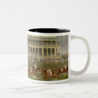 The Finish of the Epsom Derby in 1822 Coffee Mugs