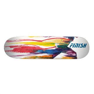 The Finish Skateboard