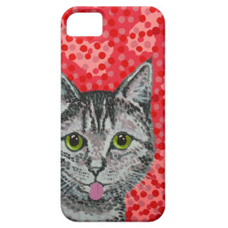 The Finnish Cat iPhone SE/5/5s Case