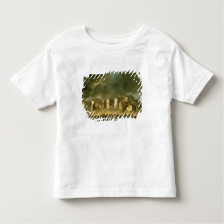 The Fire at San Marcuola (oil on canvas) Toddler T-shirt