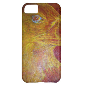 The Fire Cover For iPhone 5C