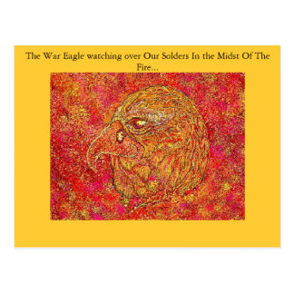 The Fire Eagle Postcard