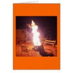 The Fire Goddess Card
