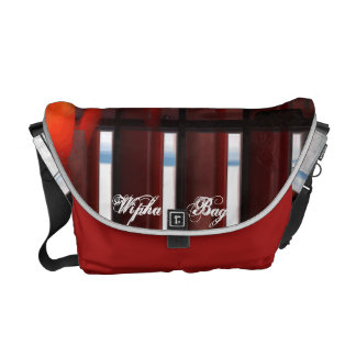 The Fire Grill Bag Courier Bag