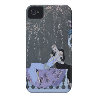 The Fire, illustration for 'Fetes Galantes' by Pau Case-Mate iPhone 4 Case