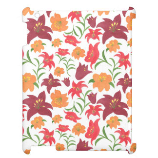 The Fire Lilies iPad Covers