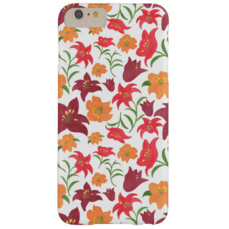 The Fire Lily Barely There iPhone 6 Plus Case
