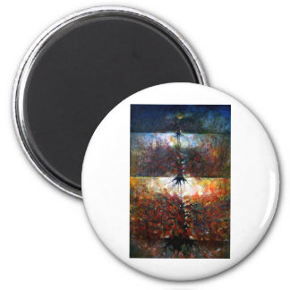 The Fire Of Forest-The Fire Of Heart Magnet