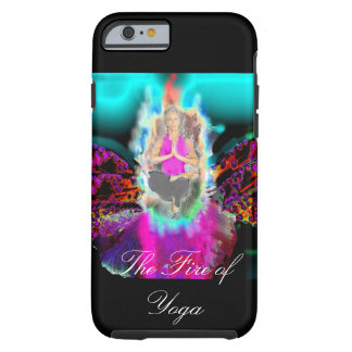 THE FIRE OF YOGA TOUGH iPhone 6 CASE