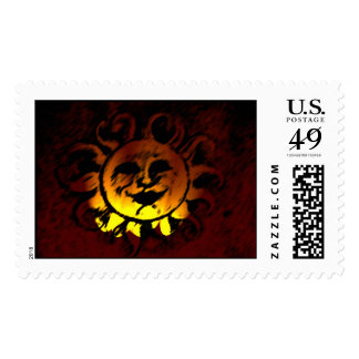 The Fire Within Stamp