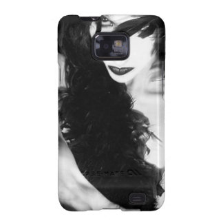 The Fire Within - Self Portrait Galaxy SII Cases