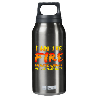 The Fire You Were Warned Not to Play With Insulated Water Bottle