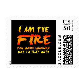 The Fire You Were Warned Not to Play With Postage