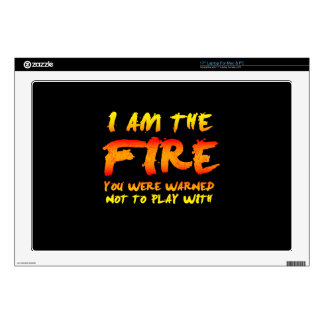 """The Fire You Were Warned Not to Play With Decals For 17"""" Laptops"""
