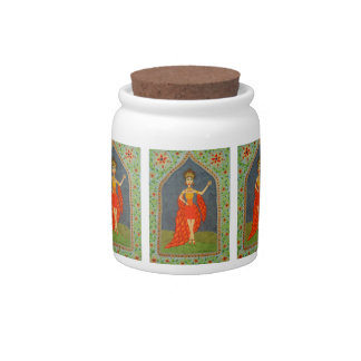 The Firebird (Fairy Tale Fashion #1) Candy Jars