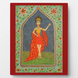 The Firebird (Fairy Tale Fashion #1) Plaque