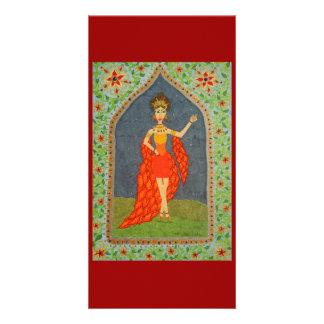 The Firebird (Fairy Tale Fashion Series #1) Card