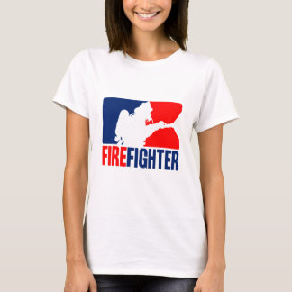 The Firefighter Action T-Shirt