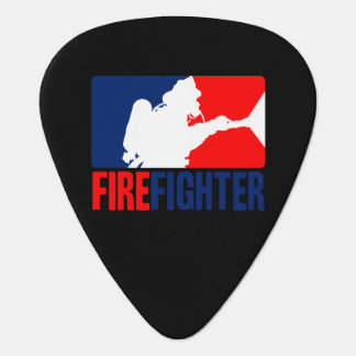 The Firefighter Guitar Pick