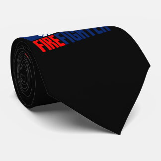 The Firefighter League Neck Tie