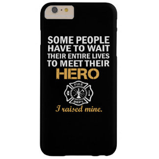 THE FIREFIGHTER'S MOM BARELY THERE iPhone 6 PLUS CASE