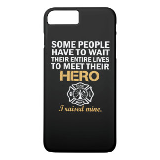 THE FIREFIGHTER'S MOM iPhone 7 PLUS CASE