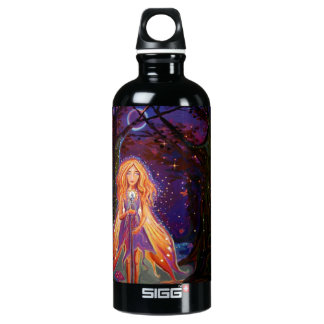 The Firefly Faery - By Susan Rodio Ar SIGG Traveler 0.6L Water Bottle