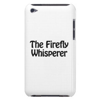 the firefly whisperer barely there iPod cover