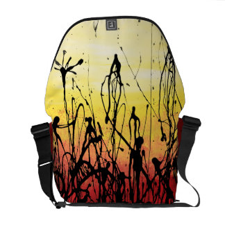 The FireStormers Rickshaw Messenger Bag