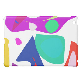 The First Abstract iPad Mini Cover