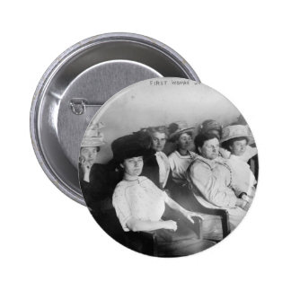 The First All Woman Jury in Las Angeles from 1911 Pins