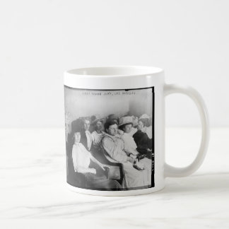 The First All Woman Jury in Las Angeles from 1911 Coffee Mugs