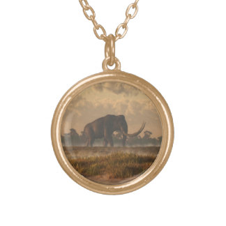 The First American Wildlife Artist Necklace