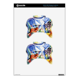 The First Animals by Franz Marc Xbox 360 Controller Skins