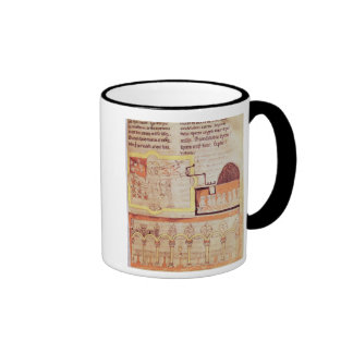 The First Appearance of the Son of Man Ringer Mug