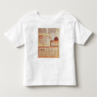 The First Appearance of the Son of Man Toddler T-shirt
