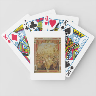 The First Appearance of William Shakespeare (1564- Bicycle Playing Cards