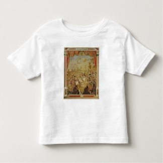 The First Appearance of William Shakespeare (1564- Toddler T-shirt