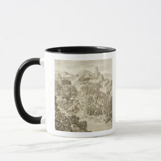The First Battle between the Chinese Army and that Mug