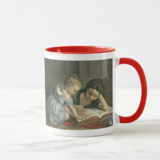 The First Bible Lesson Mug