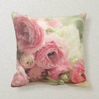 The first bouquet pillow