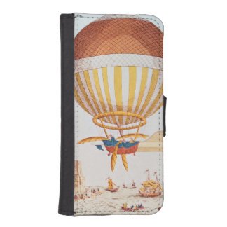 The First Channel Crossing Phone Wallet Cases