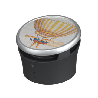 The First Channel Crossing Speaker
