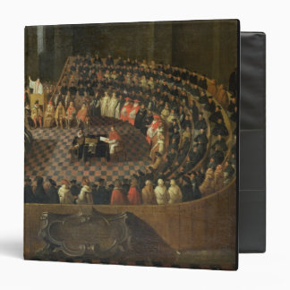 The First Chapter of the 25th Council of Trent, Ve Binder