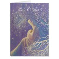 THE FIRST CHRISTMAS, GREETING CARD