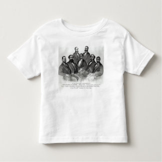 The First Colored Senator and Representatives Toddler T-shirt