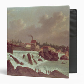 The first cotton mill in America Binder