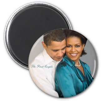 """""""The First Couple"""" Magnet"""